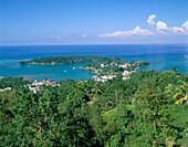 Land & Seascape, Port Antonio, Jamaica, Caribbean