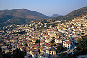 Townscape, Vathi, Samos Island, Greek Islands