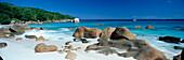 Beach Scene, Anse Lazio, Praslin, Seychelles