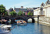 Marble Bridge, Copenhagen, Denmark
