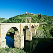 Puerte Romano, Alcantara, Extremadura, Spain
