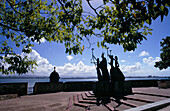Town Scene, San Juan, Puerto Rico, Caribbean