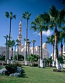 Aboul Abbas Mosque, Alexandria, Egypt