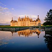 DAYTIME VIEW OF THE CHATEAU, CHATEAU DE CHAMBORD, The Loire, FRANCE