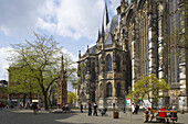 Aachen cathedral, Aachen, North Rhine-Westphalia, Germany