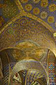 Innenaufnahme, Tag,  Pfalzkapelle Karls des Großen in Aachen, Nordrhein-Westfalen, Deutschland, Europa