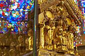 Shrine, Aachen Cathedral, Aachen, North Rhine-Westphalia, Germany