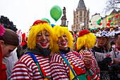 indoor photo Carnival, Cologne, North Rhine-Westphalia, Germany, Europe