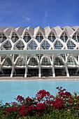 Ciudad de las Artes y las Ciencias, Valencia, Valencia Region, Spain