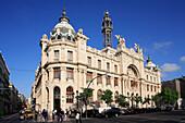 Plaza Ayuntamiento, Post and Telegraph Office, Valencia, Valencia Region, Spain