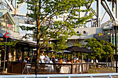 Fischrestaurant C Beach Avenue, Vancouver, Kanada, Britisch Kolumbien, Nordamerika