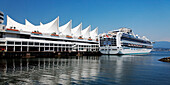 Port of Vancouver, Cruise Ship, Canada, North America