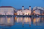 San Nicolo dei Greci, Trieste, Friuli-Venezia Giulia, Upper Italy, Italy