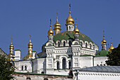 Kiev-Pechersk Lavra, Fratry church named after the Venerable Fathers Anthony and Theodosius, 19th century, Kiev, Ukraine