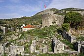 Bar, Old Bar village, ruins, castle, Montenegro