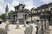 Tomb of the emperor Tu Duc, Thua Thien-Hue Province, Vietnam, Asia