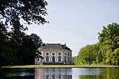 Badenburg, Schlosspark Nymphenburg, München, Bayern, Deutschland