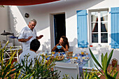 Breakfast, Blanc Marine, Bed Breakfast 'Clevacances' And 'Gites De France', Noirmoutier, Vendee (85), France