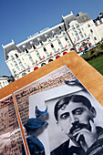 The Grand Hotel And Marcel Proust, Cabourg, Calvados (14), Normandy, France