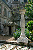 The House Of Archaeology, Chartres, Eure-Et-Loir (28), France