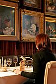 Gourmet Restaurant 'Le Georges', Hotel Restaurant, Le Grand Monarque, Chartres, Eure-Et-Loir (28), France