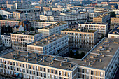 Apartment Buildings, Architecture By Auguste Perret Listed As World Heritage By Unesco, Le Havre, Normandy, Seine-Maritime (76)