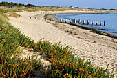 Barbatre Beach, Ile De Noirmoutier, Vendee (85), France
