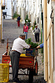 La Judiaria, Jewish Quarter, Castelo De Vide, Alentejo, Portugal