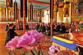 Buddhist Center, Zen Seminar, Dachang Vajradhara-Ling, Tibetan Buddhism Research And Practice Centre, Domaine Du Chateau D'Osmont, Aubry Le Panthou, Orne (61), France