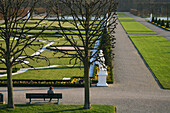 Great Garden Herrenhausen in Hanover, Hanover, Lower Saxony, northern Germany