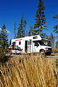 Camper, British Columbia, Canada