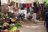 Market in Luxor, Luxor, Egypt