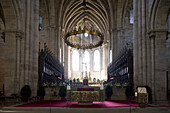 Bamberg Cathedral, cathedral of St. Peter and St. Georg, Bamberg, Franken, Bavaria, Germany, Europe