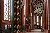 Minster of Bad Doberan, Mecklenburg-Western Pomerania, Germany, Europe