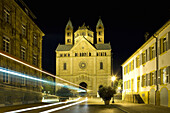 Speyer cathedral, Imperial Cathedral Basilica of the Assumption and St Stephen, UNESCO world cultural heritage, Speyer, Rhineland-Palatinate, Germay,  Europe