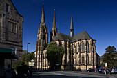 Elisabeth church in Marburg, Hesse, Germany, Europe