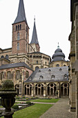 Trier cathedral, Cathedral of St. Peter, UNESCO world cultural heritage, Trier, Rhineland-Palatinate, Germany, Europe
