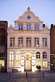 Buddenbrookhaus, Heinrich-und-Thomas-Mann-Centre, Lübeck, Schleswig-Holstein, Germany, Europe