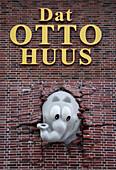 Dat Otto Huus, Emden, East Frisia, Lower Saxony, Germany