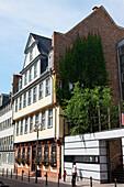 Goethe House, old town, Frankfurt am Main, Hesse, Germany