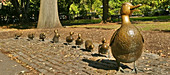 Make Way for Ducklings is a children´s picture book written and illustrated by Robert McCloskey The book´s popularity led to the construction of a statue in the Public Garden of the mother duck and her eight ducklings
