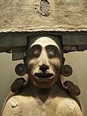 Aztec Leader. Museo Nacional de Antropologia. Ciudad de Mexico