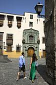 Columbus House-Museum. Las Palmas de Gran Canaria. Canary Islands. Spain