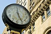 The Sherry Netherland Hotel Clock,  Upper East side,  Manhattan,  New York,  USA,  2008