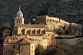 Albarracin, Aragon, Color, Colour, Spain, Travel, Travels, World locations, World travel, T69-850888, agefotostock