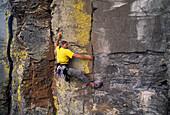 Smith Rock State Park  Rock climbers  Aldo Brando