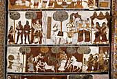 Close up, Color, Colour, India, Interior, Jain, Kanchipuram, Religion, Tamil Nadu, Tamilnadu, V11-825932, agefotostock