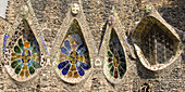 Antonio gaudì, Architect, Architects, Architectural, Architecture, Art nouveau, Art-nouveau, Barcelona, Building, Catalan, Catalonia, Cataluna, Catalunya, Church, City, Cityscape, Colonia Güell, Color, Colour, Construction, Crypt, Day, Daytime, Destinatio