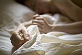Awakening, Caress, Catch, Delicate, Dream, Grab, Grasp, Month, Months, Nap, Rest, Sleep, Soft, Squeeze, Touch, XK1-869104, agefotostock