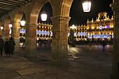 Christmas in Salamanca (Spain)_main square of Salamanca_artistic heritage from UNESCO